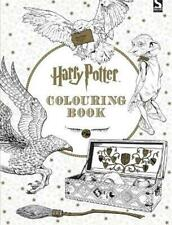 NEW Harry Potter Colouring Book by Warner Brothers Free Shipping