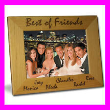 4x6 PERSONALIZED CUSTOM BEST FRIENDS PICTURE FRAME GIFT