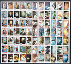 UNCUT SHEET SUPERMAN MOVIE CARDS Professionally MATTED DC 1977 High Grade