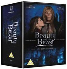 Beauty and the Beast: The Complete Series - DVD Region 2 Brand New Free Shipping
