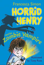 Horrid Henry and the Zombie Vampire,ACCEPTABLE Book