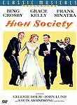 High Society (DVD-Widescreen) SEALED!  FREE S/H Bing Crosby/Sinatra/Grace Kelly