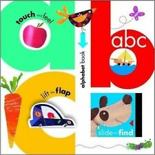 NEW My ABC Alphabet Book by Annie Simpson Hardcover Book Free Shipping