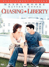 Chasing Liberty (DVD, 2004, Full-Screen) Complete