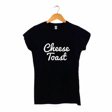 Cheese Toast | Womens T-Shirt | MANY COLOURS | Hipster Tumblr Clothing