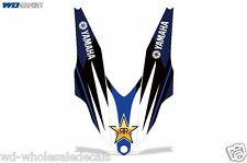 Nose Hood Decal Wrap Yamaha APEX Graphic RTX GT Part Sled Snowmobile 14-16 RS