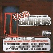 Various Artists - Club Bangers (Interscope Records Presents) CD Album Parental..