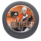 Philadelphia Flyers Claude Giroux Domed NHL Collectors Puck By Wincraft