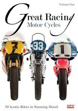 Great Racing Motor Cycles : Vol 1 - DVD Region ALL Brand New Free Shipping