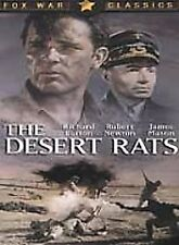 The Desert Rats (DVD, 2002, Fox War Classics) GREAT SHAPE