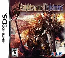 Knights in the Nightmare - Nintendo DS - Mint!