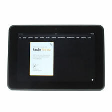 Amazon Kindle Fire HD 3HT7G 64GB, Wi-Fi + 4G LTE 8.9in TouchScreen Tablet -Black
