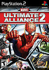 Marvel Ultimate Alliance 2 EXCELLENT CONDITION Sony Playstation 2 PS2