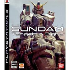 Used PS3 Mobile Suit Gundam: Target in Sight Japan Import