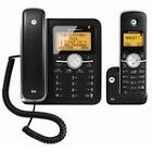 Motorola DECT 6.0 Enhanced Corded Base Phone with Cordless Handset and Digital