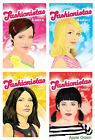 Fashionistas Series Books 1 2 3 4 in Order Hadley Laura Irina Candy Girls New