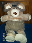 XAVIER ROBERTS CABBAGE PATCH KIDS FURSKINS TEDDY BEAR COUNTRY PLUSH
