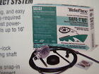 STEERING CABLE SAFE T QUICK CONNECT SYSTEM 22FT SS13722 WITH HELM AND CABLE