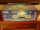 *** MUST SEE STUNNING *** JVC DR-MV5S DVD Recorder VHS VCR PLAYER COMBO