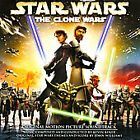 STAR WARS - The Clone Wars: Original Motion Picture Soundtrack (CD, 2008, Sony)