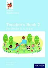 NEW Nelson Handwriting: Year 3/p4 to Year 6/p7: Teacher's Book for Books 3 to 6