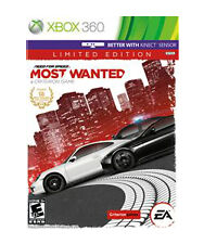 Need for Speed: Most Wanted (Microsoft Xbox 360, 2012)
