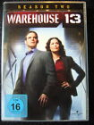 "3 DVD - BOX ""WAREHOUSE 13"" - STAFFEL/SEASON 2+neuwertig"