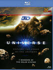 The Universe: 7 Wonders of the Solar System (Blu-ray Disc, 2011, 3D)