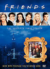 Friends - The Complete First Season (DVD, 2002, 4-Disc Set) NEW