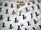 Hollister Abercrombie Fitch A & F underwear Brief Boxers Boxer Shorts NWT L