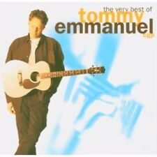 Very Best of Tommy Emmanuel - Tommy Emmanuel New & Sealed Compact Disc Free Ship