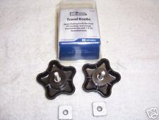 Genuine A & E  Patio Awning Brace Knobs - Set of 2 - Fits Manual Awnings