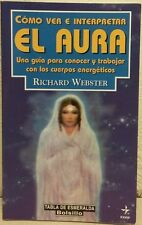 Como Ver E Interpretar El Aura by R. Webster (1998, Paperback)