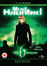 MOST HAUNTED - SERIES 6 - PART 2 NEW FREEPOST DVD