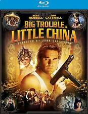Big Trouble in Little China Blu-ray Disc, 2009
