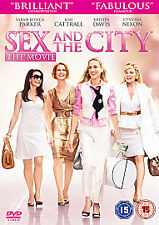 Sex And The City - The Movie (DVD, region 2 uk