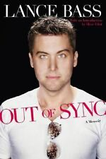 Out of Sync by Lance Bass (2007, Hardcover)