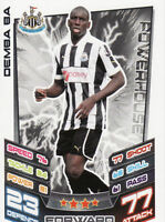 Match Attax 2012/2013 Newcastle United Base Cards (Choose Individual Cards)