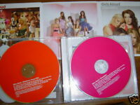 Girls Aloud - Chemistry 2 cd set  - includes limited edition christmas cd