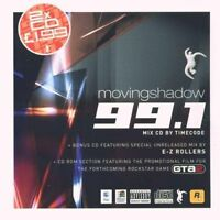 Moving Shadow 99.1 - 2xCD mix by Timecode & E-Z Rollers Drum & Bass