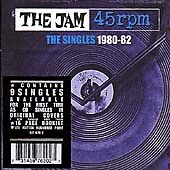 45 rpm: The Singles, 1980-1982, The Jam, New Condition Enhanced, Single, Box set
