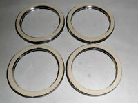 KAWASAKI GPZ900R EXHAUST GASKETS GPZ900R Set of 4