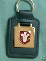 Royal Regiment of Wales Military Key Ring Fob