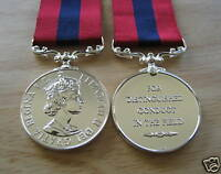 MEDALS - DISTINGUISHED CONDUCT MEDAL GVI or EIIR - Full Size