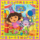 ALL DORA PARTY ITEMS ON THIS LISTING BIRTHDAY