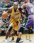 SHAQUILLE O'NEAL SIGNED L.A. LAKERS 8X10 PHOTO PSA COA