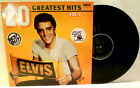 MINT IMPORT LP:ELVIS PRESLEY GREATEST HITS VOL 1 MONO