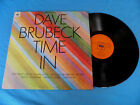 Dave Brubeck Time In Italy 1966 STEREO LP Jazz / Listen