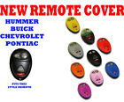 NEW COLORADO KEY FOB REMOTE COVER - YELLOW
