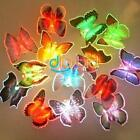 7 Color Changing Fiber Optic LED Butterfly Party Light ER